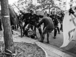 violences policières revue dessinée