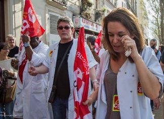 personnel hôpital public deuxième vague