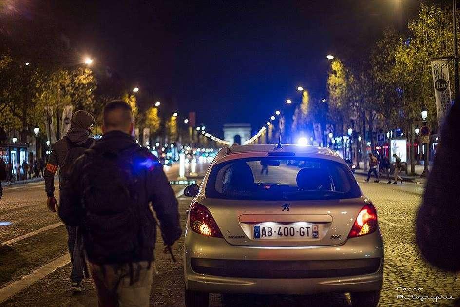 Lanceur d'alerte police