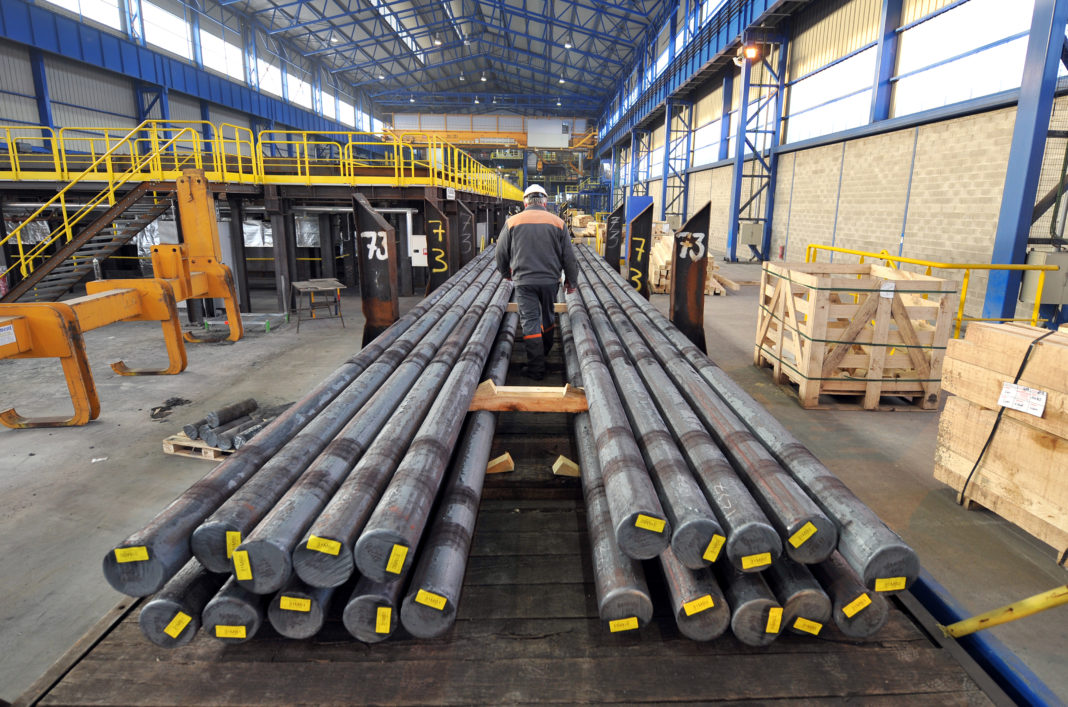 L'usine d'Ascoval à Valencienne politique économique
