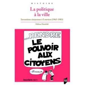 Hélène Hatzfeld : « Le pouvoir aux citoyens ? C'est possible »