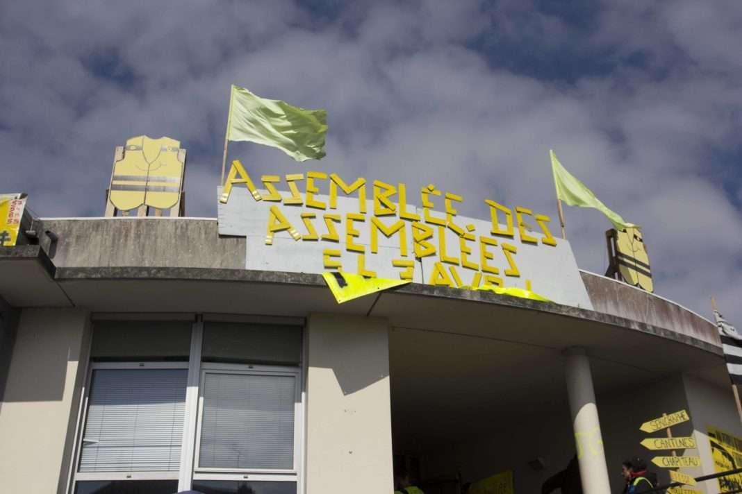 Assemblée des Assemblées Gilets Jaunes