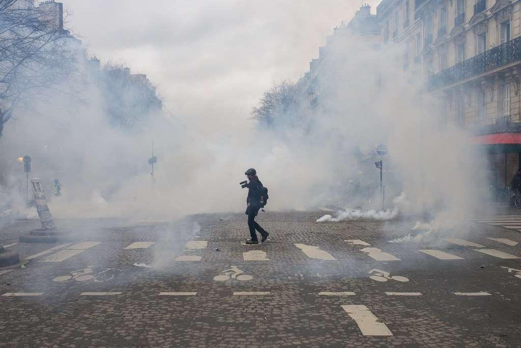 Taha Bouhafs et Camille Polloni : deux journalistes engagés contre la répression