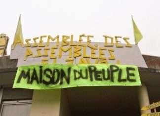 Gilets Jaunes Saint Nazaire