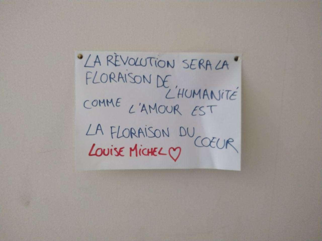 Affiche Saint Nazaire Gilets Jaunes