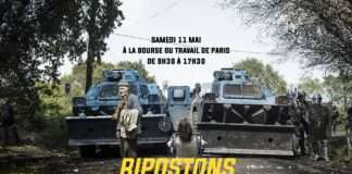 """Affiche de l'évènement """"Ripostons à l'autoritarisme"""", le Samedi 11 mai 2019"""