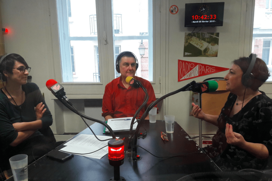 Isabelle Attard anarchie écologie podcast