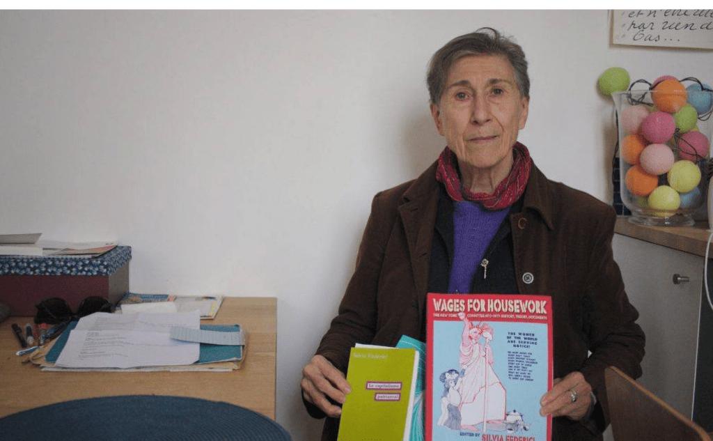 Silvia Federici Capitalisme patriarcal féminisme