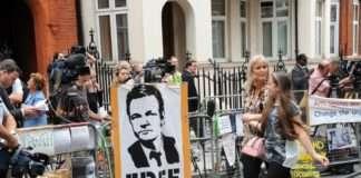 Julian Assange procès ambassade d'Equateur