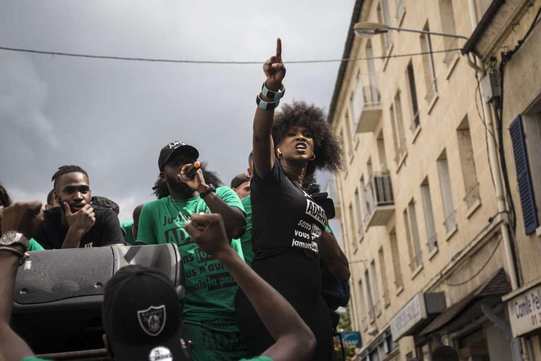 Marche Adama Traoré