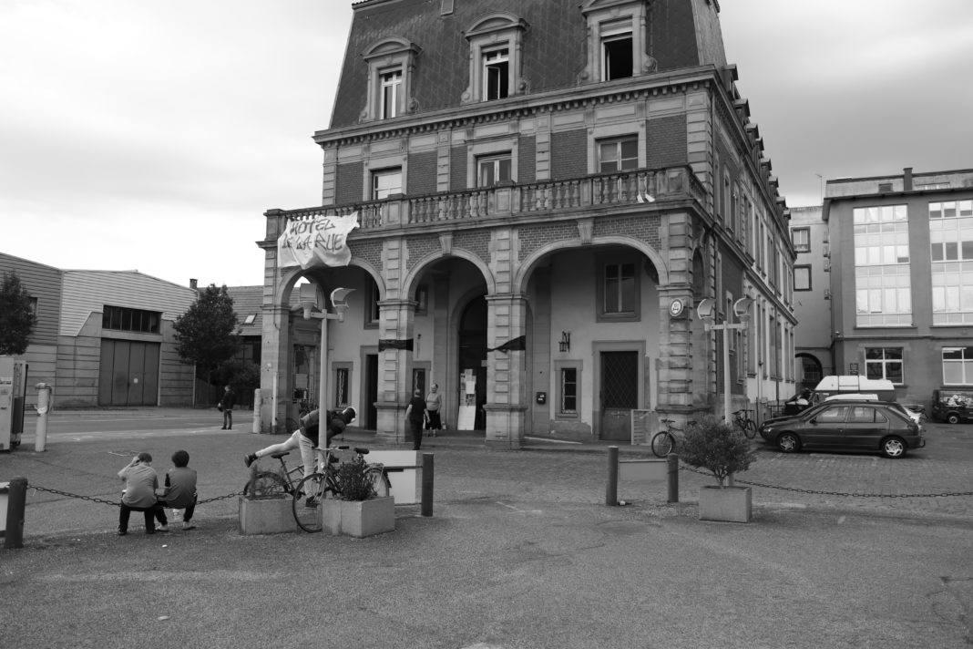 À Strasbourg, le squat
