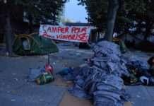 explusion la villette migrants exilés