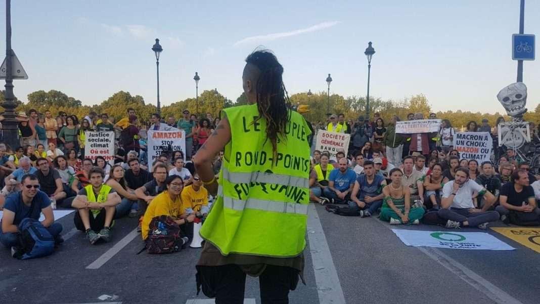 21 septembre, marche climat et Acte 45 des Gilets Jaunes