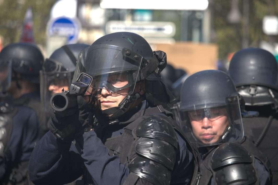 Gilets Jaunes Violences Policières