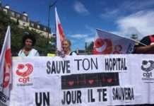 Urgences grève santé