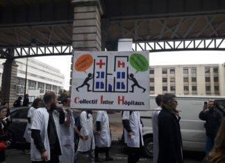 Hopital manifestations 14 novembre