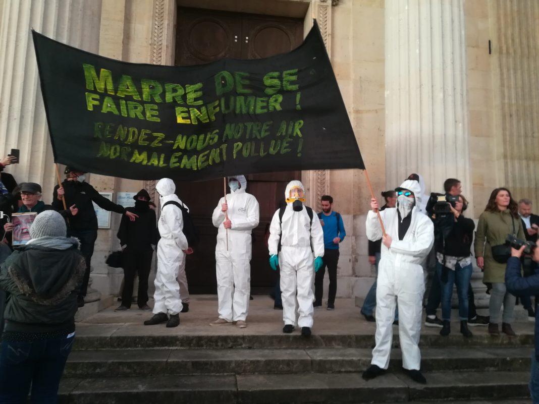 Rouen mobilisation Lubrizol