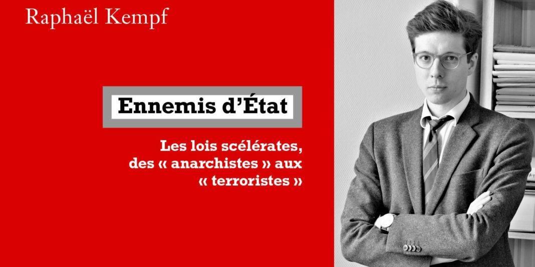 Raphael Kempf avocat publie son livre