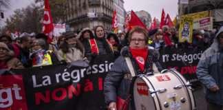 Manifesation 5 décembre grève générale