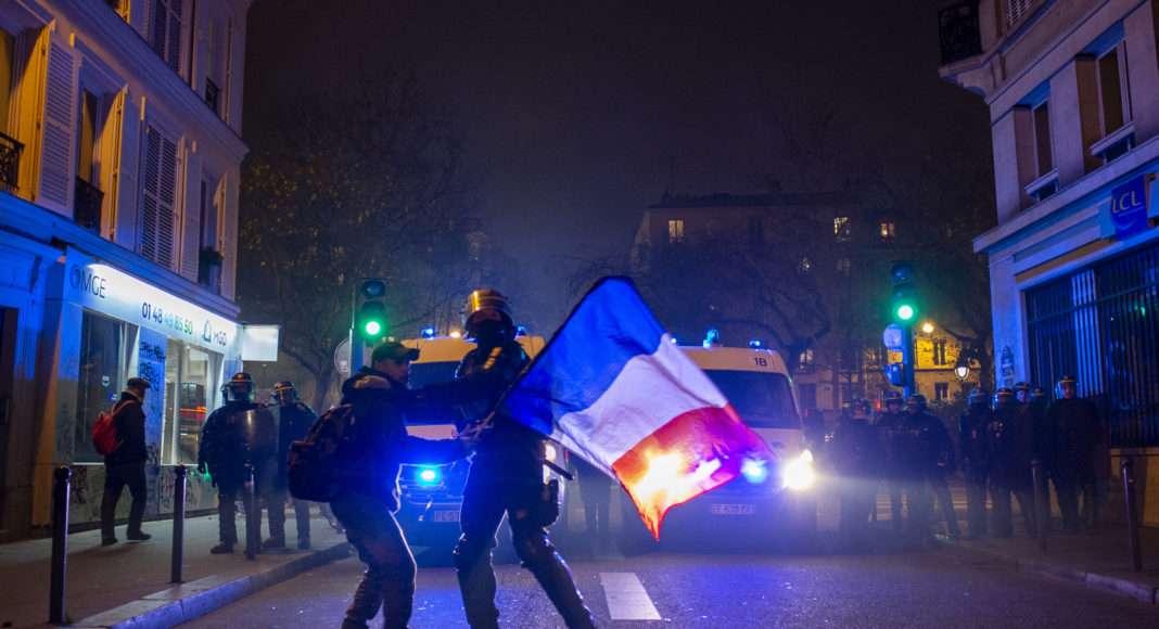 Violences Policières Manifestation 5 décembre grève générale