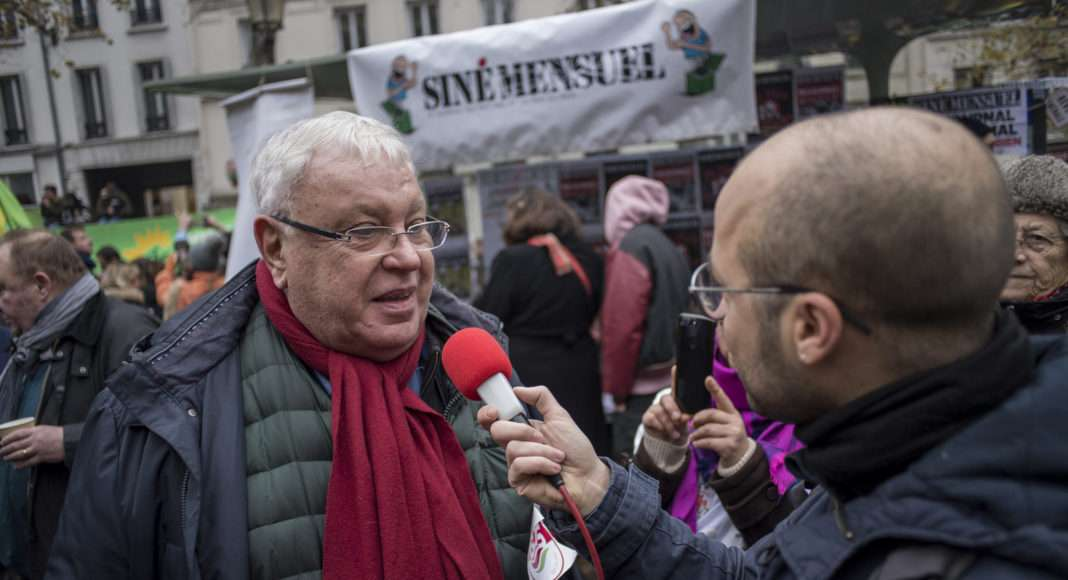 Manifestation 5 décembre grève générale