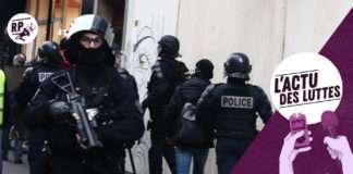 Policier LBD violences policières mis en examen 11 tirs