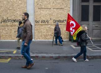 Manifestation contre la réforme des retraites le 16 janvier à Paris