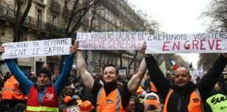 Manifestation 9 janvier contre les retraites