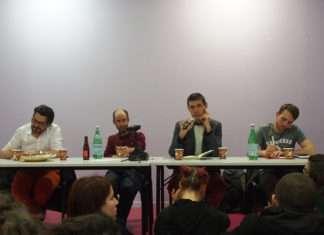 Débat sur les violences policières à Lille Dufresne Ian B Jobard