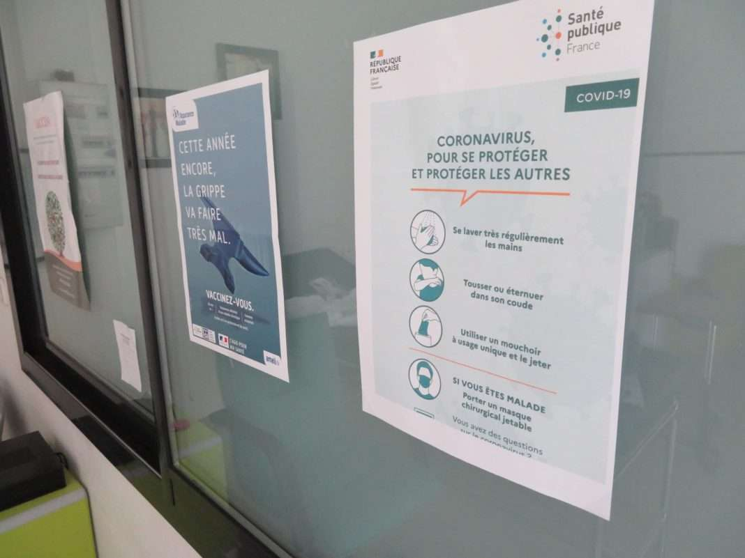 Pénurie masques hôpitaux coronavirus