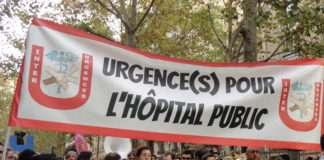 Manifestation des hospitaliers le 14 novembre