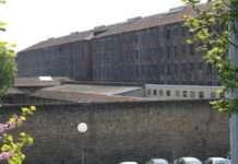 La prison de Fresne où un septuagénaire a été testé positif au coronavirus, il est décédé à l'hôpital lundi 16 mars 2018. Photographie : Creatives Commons