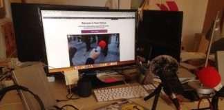 Radio parleur confiné