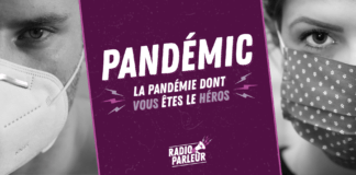 Pandémic, la fiction sonore de Pagaille sur la pandémie de covid-19 dont vous êtes le héros