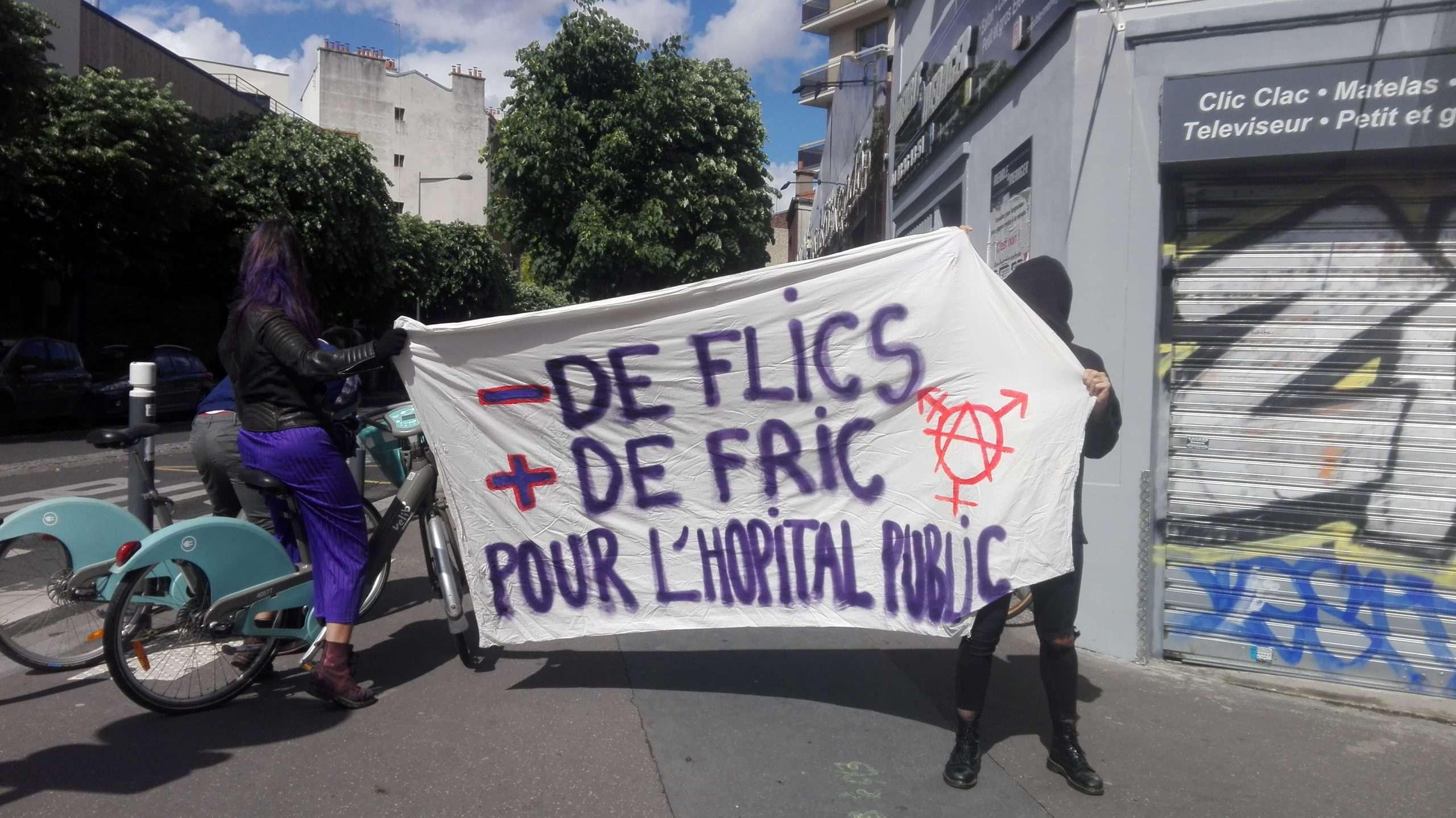 manifestation premier mai