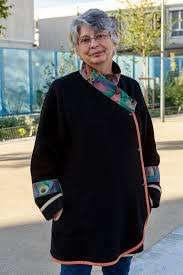 Véronique Decker, ancienne enseignante et directrice d'une école élémentaire à Bobigny.