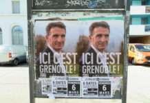 municipales Grenoble écologie
