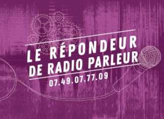 Répondeur Radio Parleur création sonore