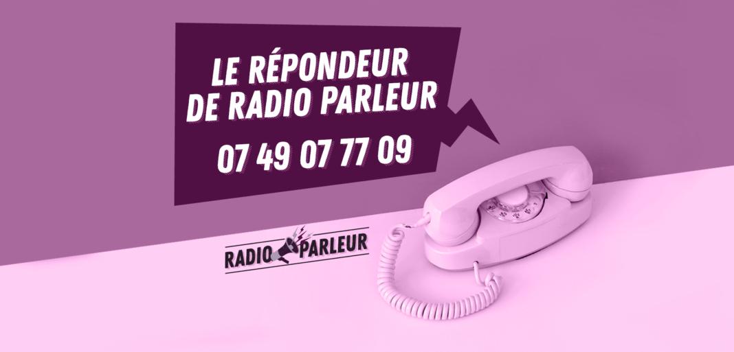 Répondeur de Radio Parleur