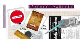 Application StopCovid Hebdo Parleur