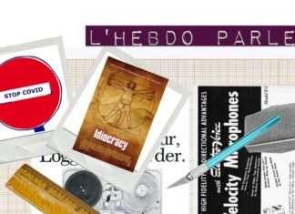 Application StopCovid Hebdo Parleur