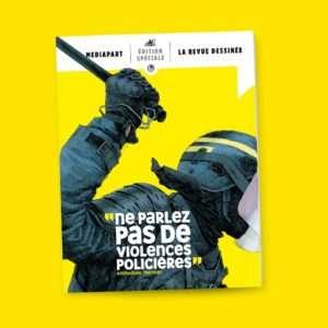 revue dessinée violences policières