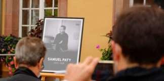 Samuel Paty hommage