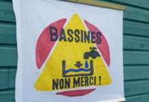 Bassines Non merci