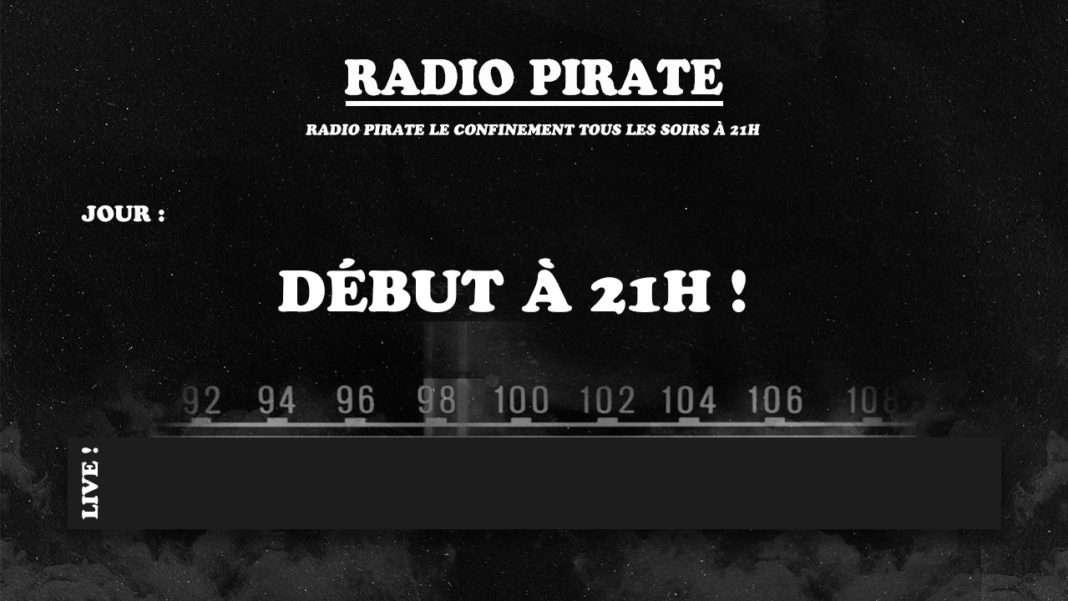 Radio Pirate Visuel Une