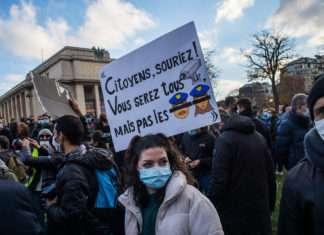 manifestation loi sécurité globale
