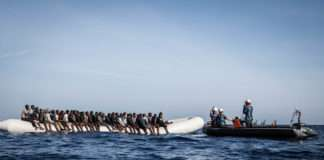 Ce matin la mer est calme sauvetage migrants Mediterranée