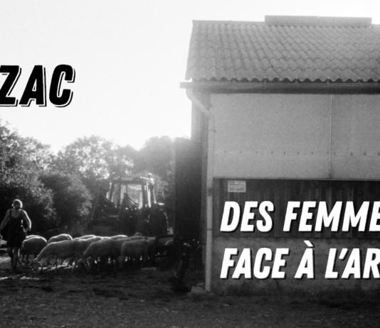Larzac, des femmes face à l'armée