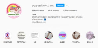 Agressively Trans