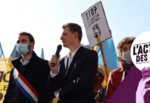 Gaspard contre Macron